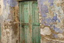 Doorway of Opportunity and Magic / I collect doors. It's a magical thing. :-)