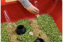 Sensory Table Ideas | Pre-K Preschool / by Karen Cox @ PreKinders