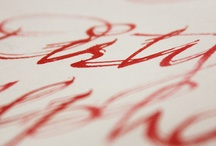Dirty Alphabets  / Calligraphy and Typography Workshop
