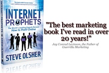 Internet Marketing Books / Mostly real (and Kindle) books you can hold and read for pleasure.