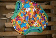 couture couches lavables / des petites fesses protégées, une planète préservée