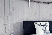 Wood paneling / Bedrooms, DIY..