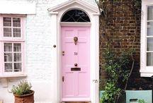 Entryway & doors