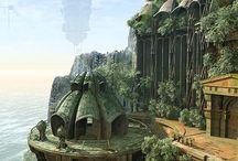 Inspirational Landscape