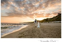 Evening Receptions at Beach Weddings Bournemouth / Dance the night away as the sun sets over the sea! Have your whole day with us up until 12am, from either 2pm or 10am. Contact the team now for more information.