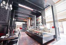 Pastry Shop Design