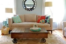 Pallet Furniture / by Missy Malusky