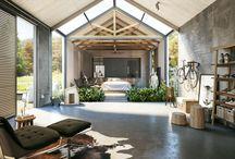 CG // Interiors