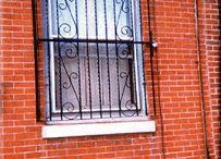 Wrought Iron Window Guards