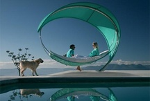 Hammocks, Rockers and Swings / Because leisure with a swing feels better!