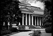 музеи / О разных исторических архитектурных сооружениях