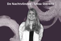 De Nachtvlinder - Tessa Stevens / Tessa Stevens schrijft tweewekelijks een column voor CLEEFT.