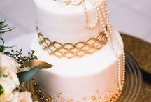 Gold Wedding Ideas / Gold Wedding Ideas and Inspiration