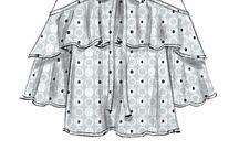roupas para desenho