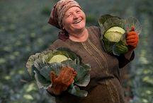 mulheres agricultoras