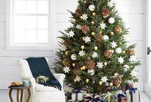 Natale e Alberi