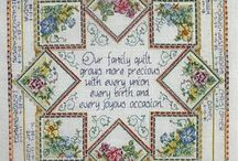 cross stitch scrapbooking pictures