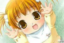 Criança anime