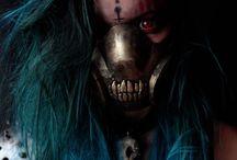 postapocalyptic mask