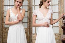 Vestidos de novia transparentes · Transparent wedding dresses
