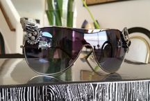Unique Sunglasses by Camille / Sunglasses for those who love to be noticed.