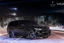 "Range Rover l Vellano VKJ 24"" Concave / Majestic as a Range Rover Can be sitting on stunning Vellano VKJ 24"" Concave, one complement the other. custom built specific for this Rover the Vellano wheels can be custom made as you wish."