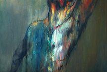ritratti dipinti