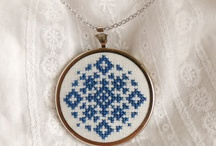 Etamin _ cross stitch- nakış- embroidery