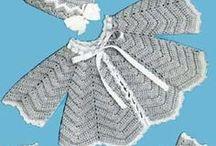 Baby crochet / Hăinuțe pentru copii