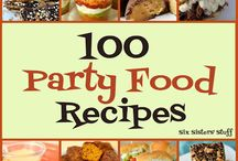 Party Food / by Brittany Rose