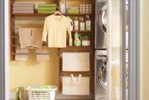 {organizing} Laundry