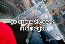 just my bucket list
