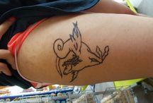 Henna tattoos / My work