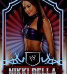 Nikki Bella / WWE women wrestler