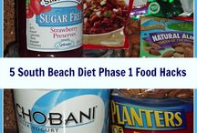 South beach diet/recipes / by Libby Miller