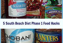 South beach diet phase 1