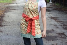 Aprons! / by Laura Tiller