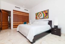 Wonderful apartment with sea view / Enjoy the breathtaking views of the turquoise blue ocean and the Cozumel island from your jacuzzi on the private terrace