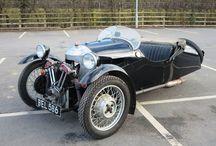 1935 Morgan Sports MX2