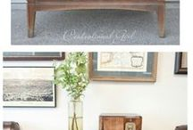 DIY ideas and makeovers