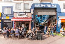 Brixton Village and Market Row