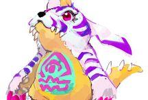 Digimon Fan Arts