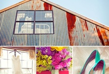 || colourful wedding || / Imágenes de http://thenicholsblog.com/  via  http://addalittlesparklesd.blogspot.com