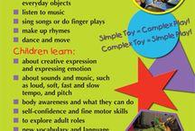 Playgroup ideas