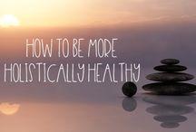 Healthy Holistic Living