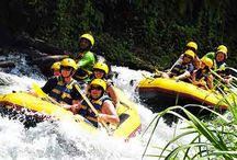 Bali White Water Rafting / The Bali Package offers you a complete Bali Tours and Holidays Package ranged by reasonable price for the best places, activities and adventures in Bali.