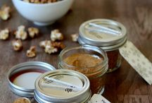 spices, rubs, seasonings / by Lorrie Wolfe