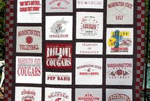 Quilts: T Shirts
