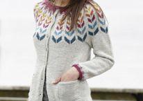 Skandinavian knitting