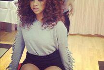 Beautiful curls / by Melissa